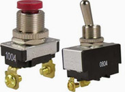 Toggle & Specialty Switches