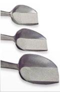 Cast Aluminum Scoops