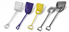 Food Handling Shovels
