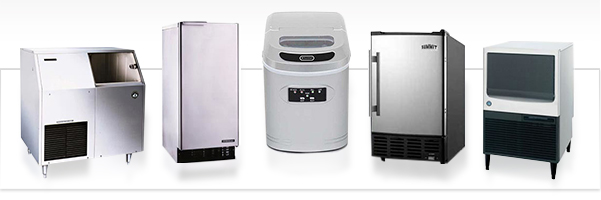Self-Contained Ice Cube Machines