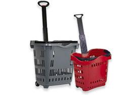 Trolley Shopping Baskets