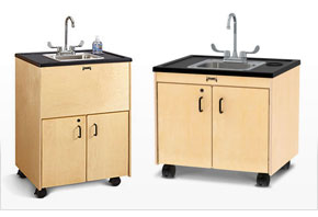 Portable Classroom Sinks