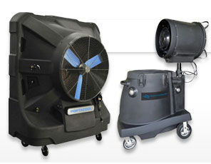 Portable Evaporative Cooler