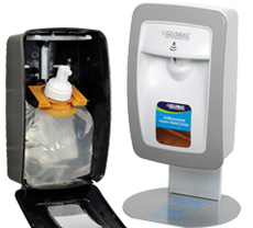Sanitizer Dispensers