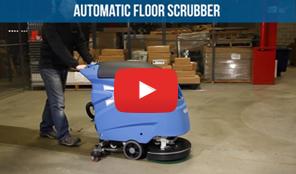 Pad-Assist Scrubbers