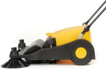 Global Industrialtm Floor Sweeper