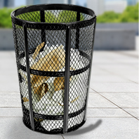 Steel Outdoor Containers