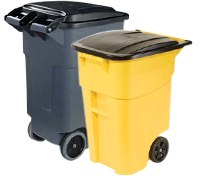 Mobile Waste Containers
