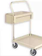 Steel & Cleaning Carts