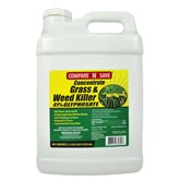 Grass & Weed Control