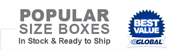 Popular Size Boxes