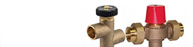 Mixing Valves For Heating Systems