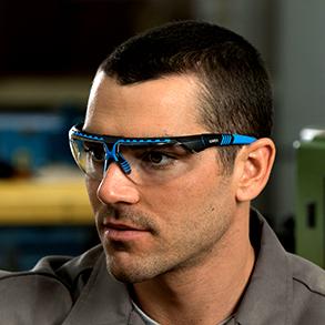Uvex by Honeywell Half Frame Safety Glasses