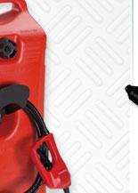 Polyethylene Portable Fuel Tanks
