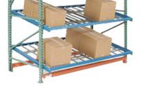Gravity/Carton Flow Racks