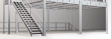 Pre-Engineered Mezzanine