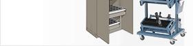 Tap, Drill & CNC Storage