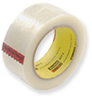 3M™Clear Carton Sealing Tape