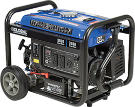 Global Industrial™ Portable Generators