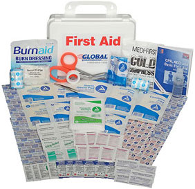 Global First Aid Kits