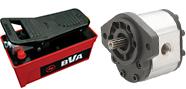 Hydraulic, Hand & Air Pumps