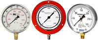 Hydraulic & Pneumatic Pressure Gauges