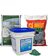 Ice Melters & Chloride Pallets