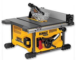 Dewalt &174; 60V Max Table Saw Kit