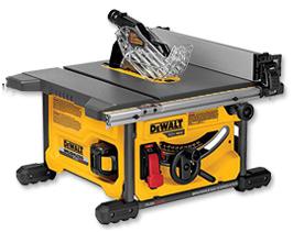 DeWALT 60V Max Table Saw Kit