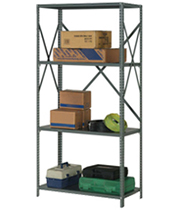 Steel Shelving - Open