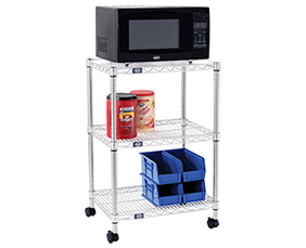 Wire Microwave Carts