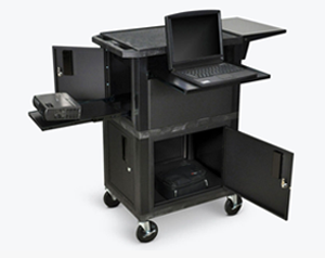 Digital Projector Carts