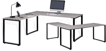 Open Plan Desk System