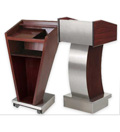 Mobile & Stationary Presentation Lecterns