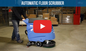 Pad-Assist Scrubbers