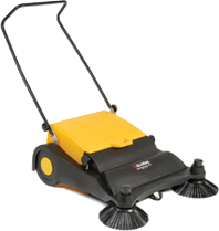 Global Industrialtm Floor Sweeper