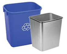 Deskside Wastebaskets