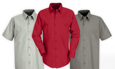 Industrial Uniforms-Shirts