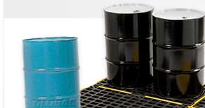 Drum Spill Containment Platforms