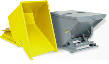 Self-Dumping Steel