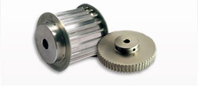 Aluminum Timing Belt Pulleys