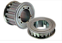 Steel Timing Belt Pulleys