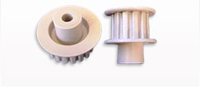 Plastic Timing Belt Pulleys
