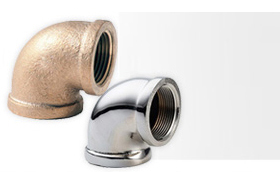 Brass & Chrome Fittings