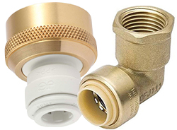 Push Connect Fittings