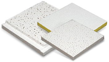 Mineral Ceiling Tiles