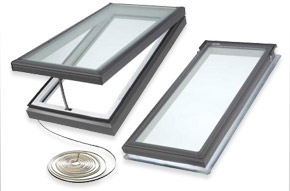 Skylights And Blinds
