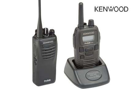 Kenwood Two-Way Radios