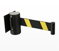 Wall Mounted Retractable Barriers