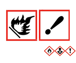 GHS Pictogram Labels